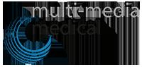 multi-media medical Logo